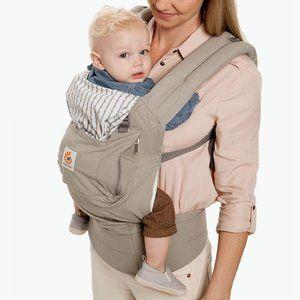 Ergobaby Soft Baby Carrier Dewdrop NIB